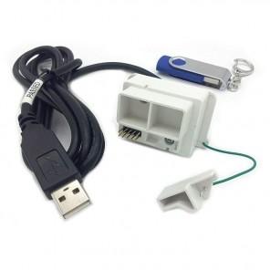 FireAngel Diagnostik-Kabel für ST-630-DET incl. Software