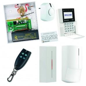 Jablotron Oasis JA-JK82 Basisset inkl. GSM-Kommunikationsmodul