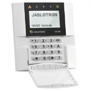 Jablotron Oasis JA-81E RGB Bedienteil mit Farbdisplay