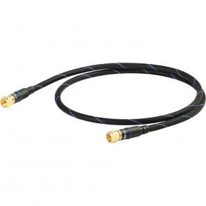 Black Connect SAT MKII F-Kabel 3,50m