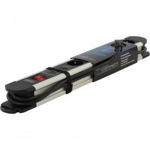 Black Connect Protector 6 MKII 6-fach Netzleiste