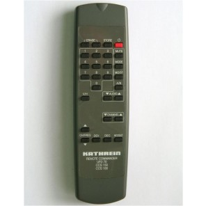Kathrein 19900449 Original-Fernbedienung für UFD 70, CCS 150, CCS 100 Receiver
