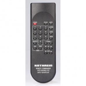 Kathrein BB 100105500 Original-Fernbedienung für UFD 90 1+2 Scart 260212 Receiver