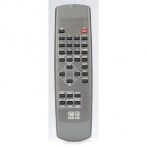 CityCom 8560410104 Original-Fernbedienung für CCS 170, CCS 160 und UFE 170 Receiver