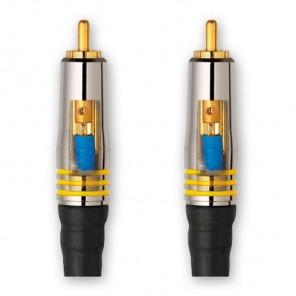Profigold PGV3100 (1,50 m) Cinch-Stecker - Cinch-Stecker