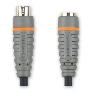 BANDRIDGE BCL 8002 PS/2 Verlängerungskabel 2,0 m vergoldete Kontakte