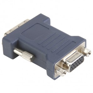 BANDRIDGE BCP 146 Adapter DVI-A Stecker auf 15Pin (HD) Kupplung