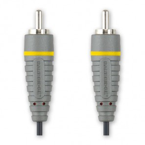 BANDRIDGE BVL 5001 (1,00 m) 1 x Cinch-Stecker auf 1 x Cinch-Stecker in 1,00m Länge