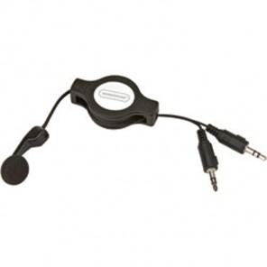 BANDRIDGE BVA 121 (Headset) Aufrollbares In Ear Mono Headset