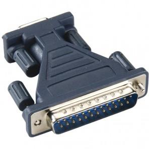 Bandridge CA26000X Adapter 9pin Sub-D-Kupplung auf 25pin Sub-D-Stecker