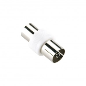 Bandridge AP401 (0,00m/Adapter) Koaxial-Stecker auf Koaxial-Kupplung