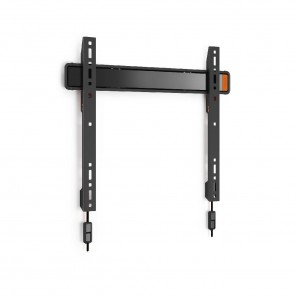 Vogels WALL 2205 schwarz TV-Wandhalter 32-55 Zoll | 23 mm Wandabstand | bis 50kg