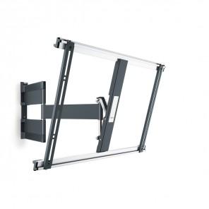Vogel's THIN 545 TV-Wandhalterung für 102-165 cm (40-65 Zoll) Fernseher, drehbar und neigbar, max. 25 kg,  Vesa max. 600 x 400, schwarz