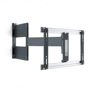 Vogel's THIN 546 TV-Wandhalterung für 102-165 cm (40-65 Zoll) OLED Geräte, drehbar und neigbar, max. 30 kg,  Vesa max. 400 x 200, schwarz