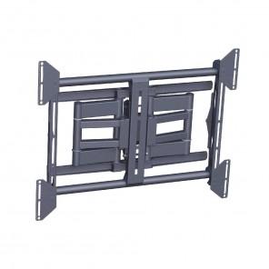 Vogels PFW 6851 schwarz Display-Wandhalter | dreh-& neigbar, 42 bis 75 Zoll