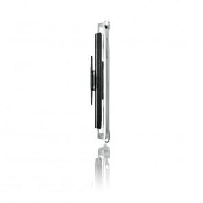 Vogels TMS 1010 Wandhalter schwarz-silber für Tablets von 15-22 cm (7-12 Zoll)