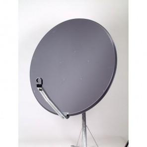 OFA 101 C - Satellitenschüssel aus Aluminium graphit 100cm