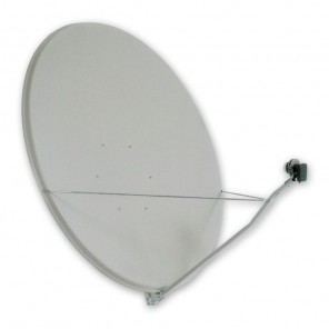 ASCI OFA 150 P - Satellitenschüssel weiß 150cm