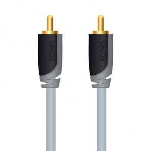 SinoxPlus SXA 4802 Audio Cinch St. - Cinch St.,2,00m
