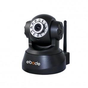 Ebode IPV 38 WE Schwenk- und neigbare Netzwerkkamera mit 3,6-mm-Weitwinkelobjektiv