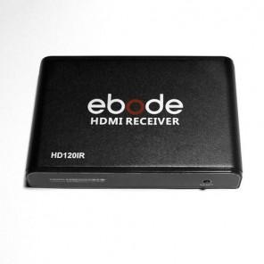 Ebode HD 120IR-R Einzel-Empfänger f. HD 120IR