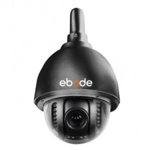 Ebode IPV 68 P2P IP-Außen-Camera mit Zoom-Funktion
