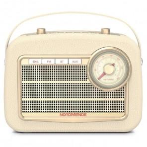 Nordmende Transita 130 beige DAB+ Radio 78-3006-01, UKW-Radio, Bluetooth