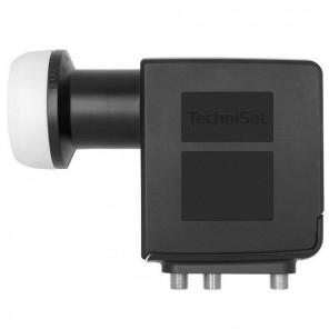 TechniSat Unicable LNB 8+2 Teilnehmer 0000/8312 schwarz | Universal SCR-LNB 8x Unicable (EN50494), 2x Legacy