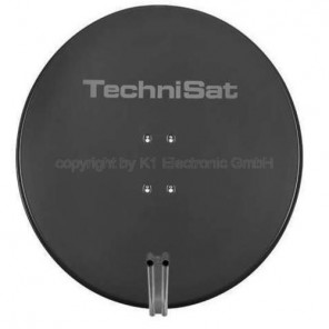 TechniSat  1385/1444 Satman 850 Plus,grau,40mm,AZ/EL-Halterung