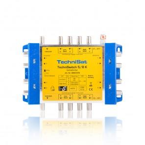TechniSat TechniSwitch 5/8 K 0000/3258 Kaskadierbarer Multischalter