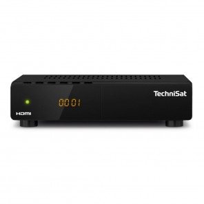 TechniSat HD-S 222 schwarz 0000/4811 | DVB-S2 HDTV Sat-Receiver