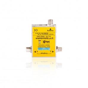 TechniSat Optionsswitch 2/1T DiSEqC-Schalter 0000/3264