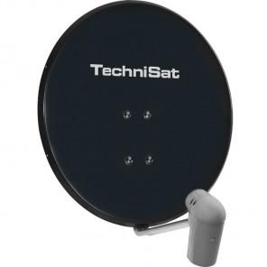 TechniSat  6365/8880 Satman650 Plus | grau, Unysat Quatro-LNB