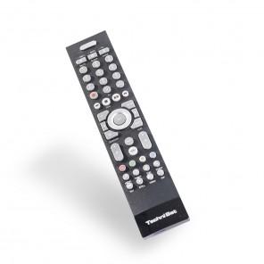 TechniSat Fernbedienung 0000/3852 schwarz (auch als Ersatz für die 0001/3709 Komfort-Fernbedienung geeignet)