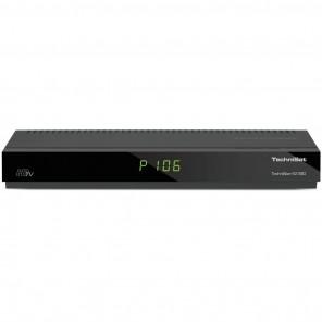 TechniSat TechniStar K2 ISIO schwarz (0000/4777 ) HDTV-Kabelreceiver