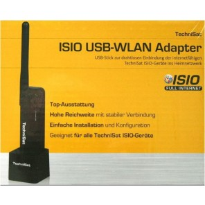 TechniSat ISIO USB-WLAN Adapter 0002/3633