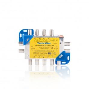 TechniSat TechniSwitch 5/8 mini LAN 0000/3261 Mini-Multischalter | B-Ware