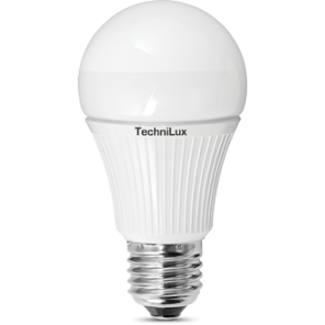 TechniSat TechniLux E27 0271/7904 | LED-Leuchte Birne 4W warmweiß (2700K)