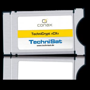 Technisat TechniCrypt CX, Conax CI-Modul