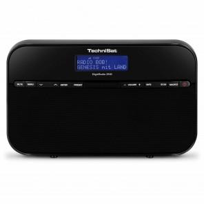 TechniSat DigitRadio 250 schwarz 0000/4968 | tragbares DAB+/UKW Radio