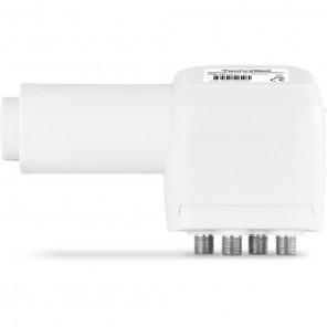 Technisat  0009/8980 Quatro-Switch-LNB | 40mm, Multyfeed Vario