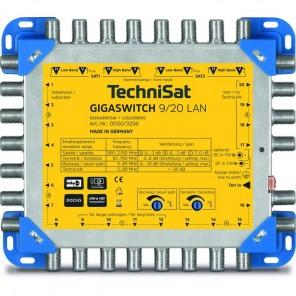 Technisat 0000/3256 GigaSwitch 9/20 LAN