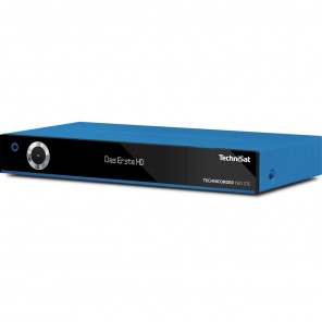 Technisat  0003/4730 TechniCorder ISIO STC, Brillant Blau