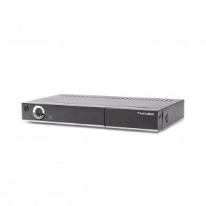 TechniSat TechniStar S1+ schwarz 0006/4741 | HD+ Receiver, HD+ Karte 6 Monate