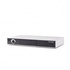 Technisat TechniStar S1+ silber 0016/4741 HD+ Receiver inklusive HD+ Karte für 6 Monate