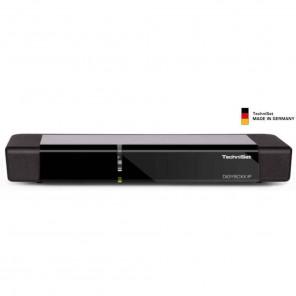 TechniSat DigiBoxx IP 0010/4778 HDTV IPTV- und OTT-Receiver schwarz | B-Ware