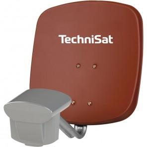 TechniSat 1445/8813 Multytenne45 DuoSat, rot, Twin