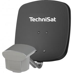 TechniSat 1345/8815 Multytenne45 QuattroSat, grau, Twin