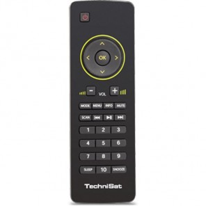 Technisat  0009/3763 Fernbedienung DigitRadio 450