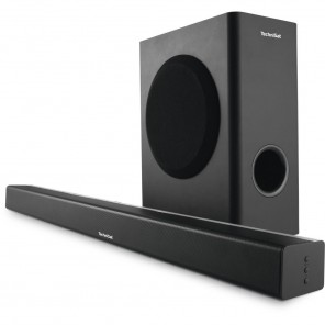 Technisat  0000/9622 Audiomaster SL 900, Soundbar + Subwoofer